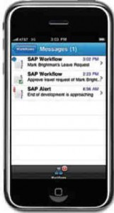 Sybase Mobile Workflow for SAP® Business Suite